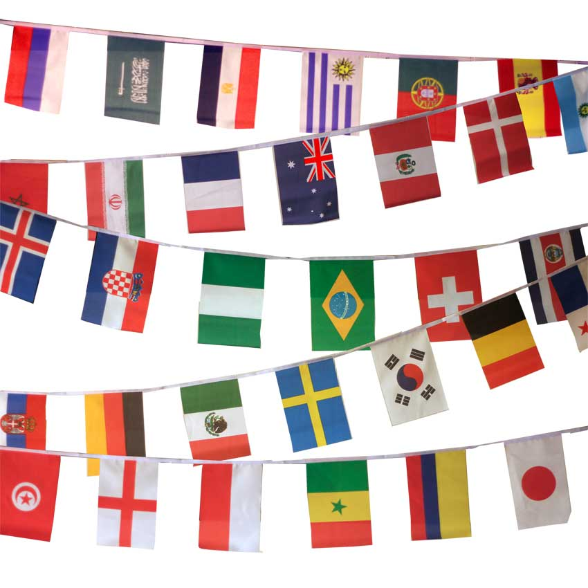 Bunting - World Cup 2018
