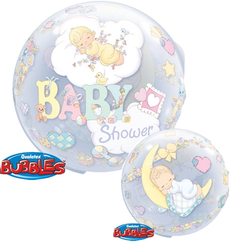 Bubble Balloon - Single - Baby Shower