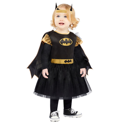 Batgirl Costume - Licensed - Toddler