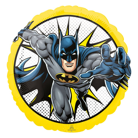 "Foil Balloon - 17"" - Batman"