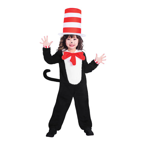 Dr. Seuss - Cat in the Hat Costume - Childs
