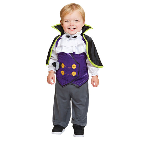 Dinky Dracula Costume - Childs