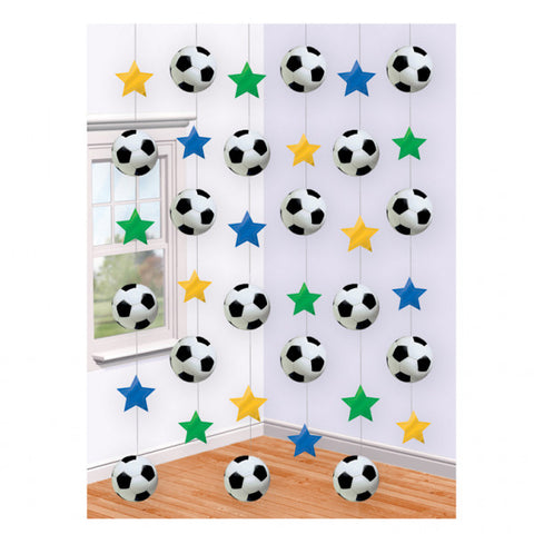 Hanging Decorations - Football