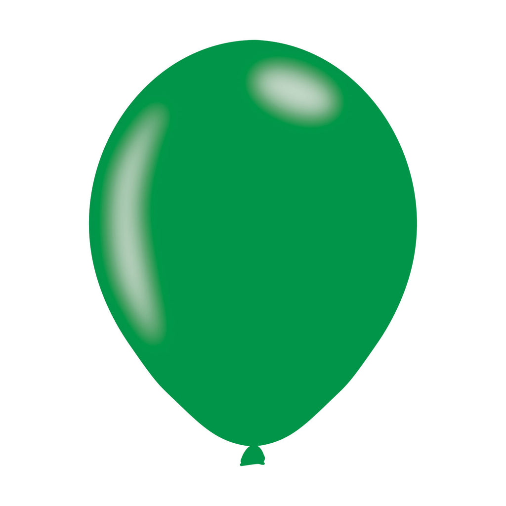 Latex Balloons - Green
