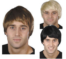 Guy Wig - Black/Brown/Blonde