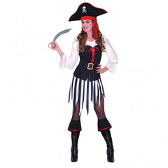 Pirate - High Sea Sweetheart Costume