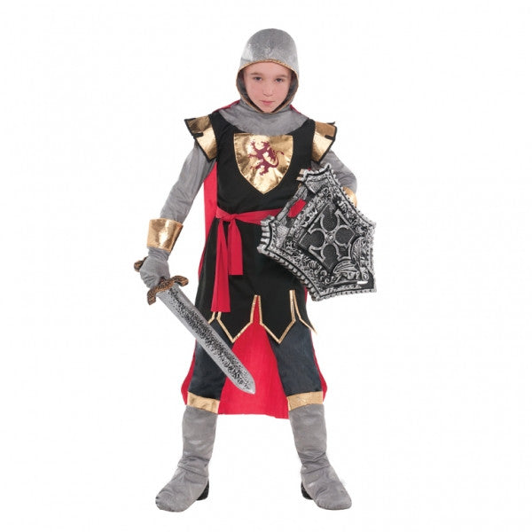 Knight Brave Crusader Costume - Childs