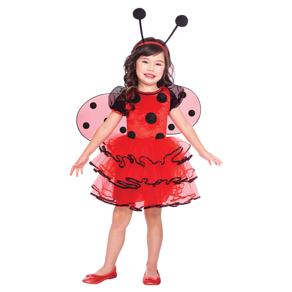 Ladybird Costume - Childs