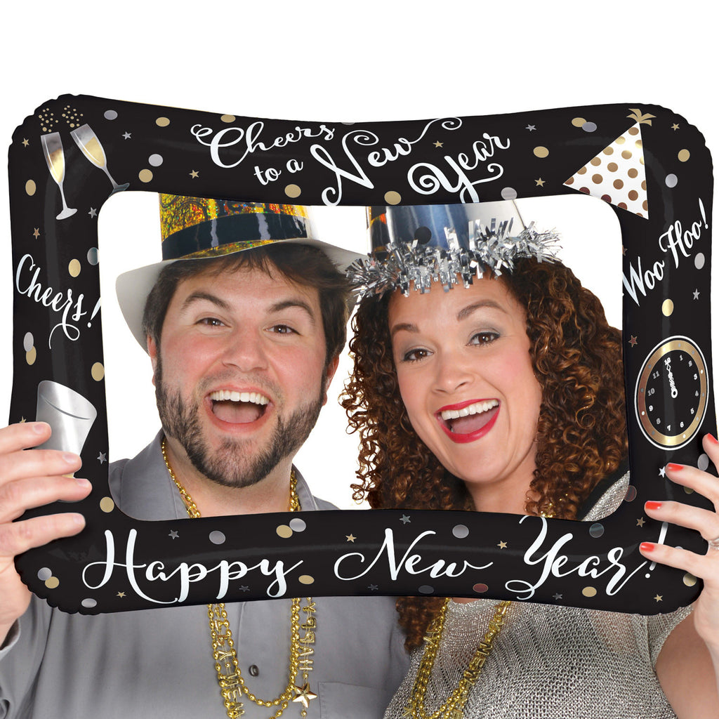 New Year Photo Frame - Inflatable