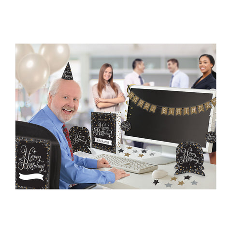 Office Decoration Kit - Birthday