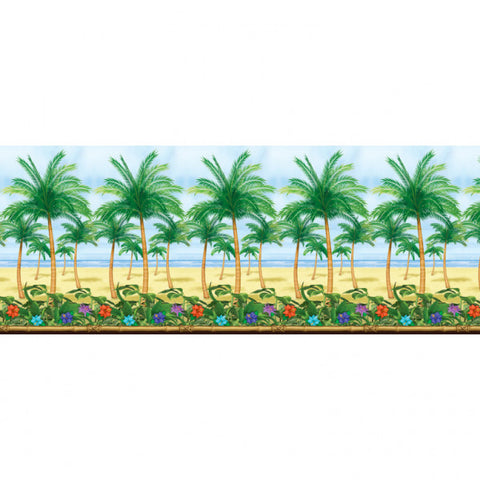 Scene Setter Roll - Hawaiian Palm Tree