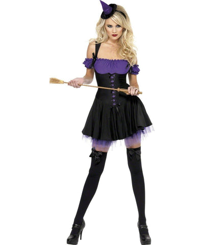 Witch Costume - Short