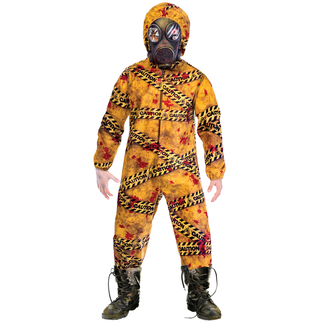 Quarantine Zombie Costume - Childs