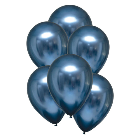 Latex Balloons - Satin Luxe - Azure