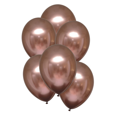 Latex Balloons - Satin Luxe - Rose Copper