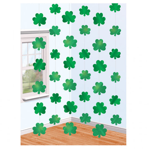 Hanging Decorations - Shamrocks