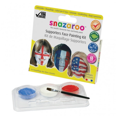 Snazaroo Theme Pack    Supporter