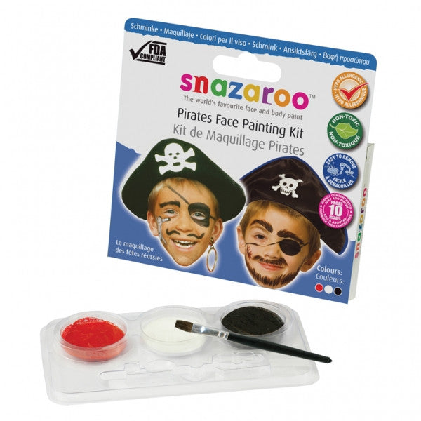 Snazaroo Theme Pack      Pirate