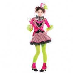 Mad Hatter Costume - Teen