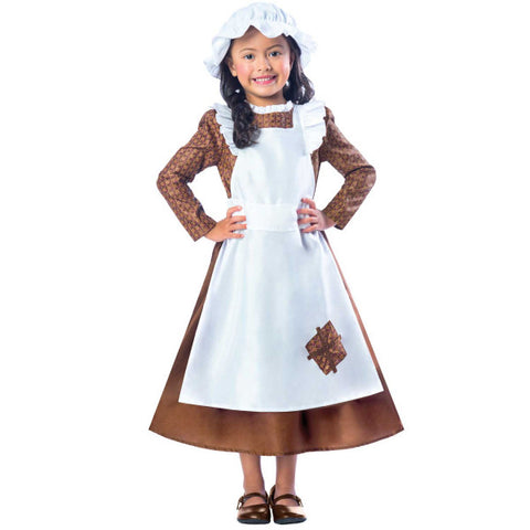 Victorian Girl Costume - Childs