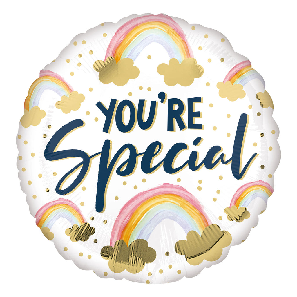 "Foil Balloon - 17"" - You're Special"