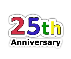 20th Anniversary Icon