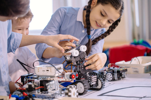Benefits of STEM Learning