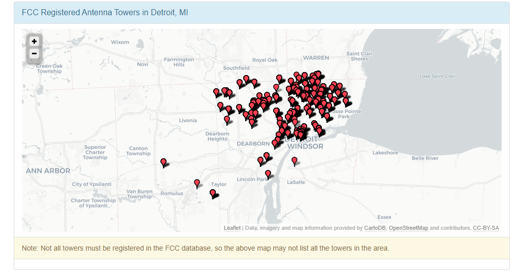 EMF Protection in Detroit