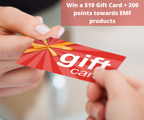 EMR Shielding Solutions gift card