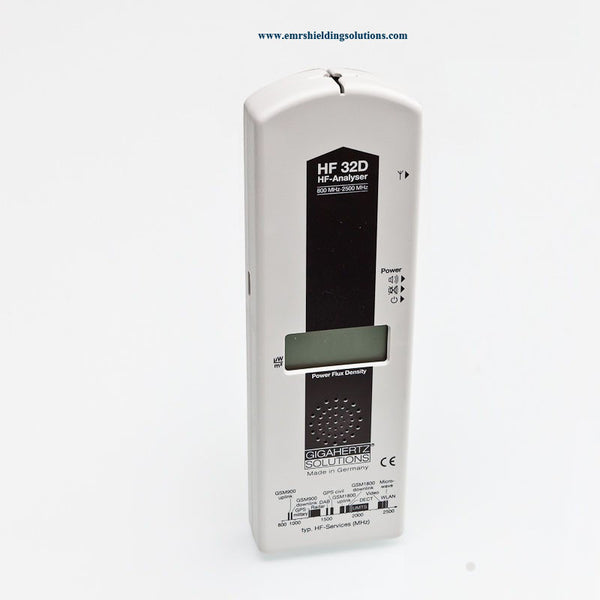 HF32D - High Frequency RF Meter
