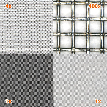 HNN60 Metallized Netting