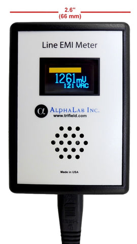 Power Line EMI Meter