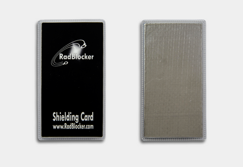 Rad Block Anti Radiation Shielding Card