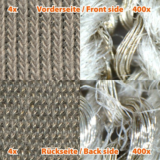 LF - Silver Well Shielding Fabric