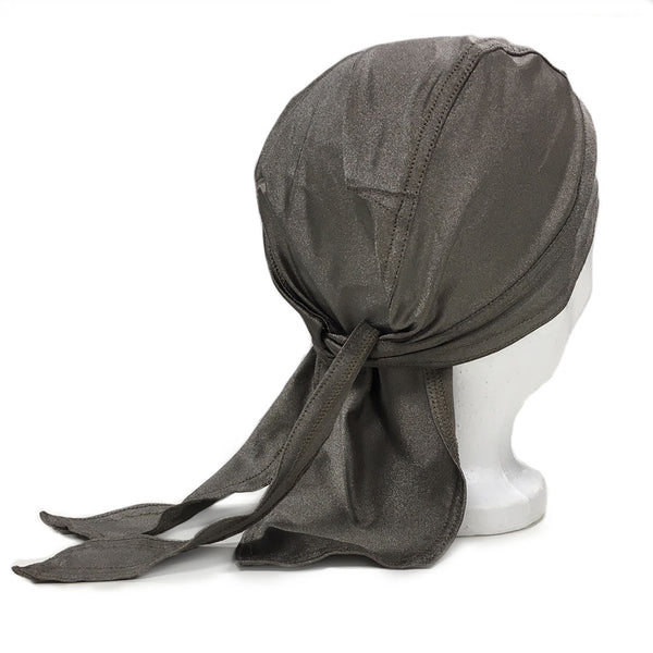 WOREMOR EMF Protection Bandanna - Silver Elastic back