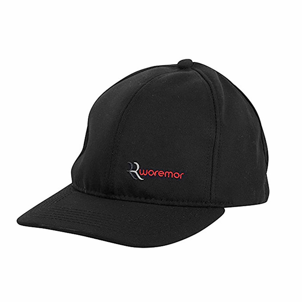 WOREMOR EMF Radiation Protection Cap - Black
