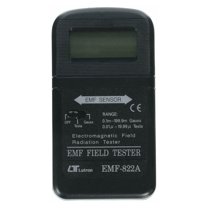 Lutron EMF-822A: AC Magnetic Field EMF Tester
