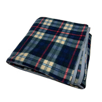 WOREMOR RF EMF Protection Fleece Blanket For HF & LF With Grounding Kit