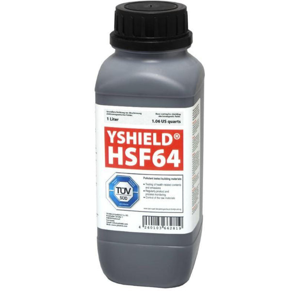 HSF64 - EMR Shielding Paint 1 L (Internal use)