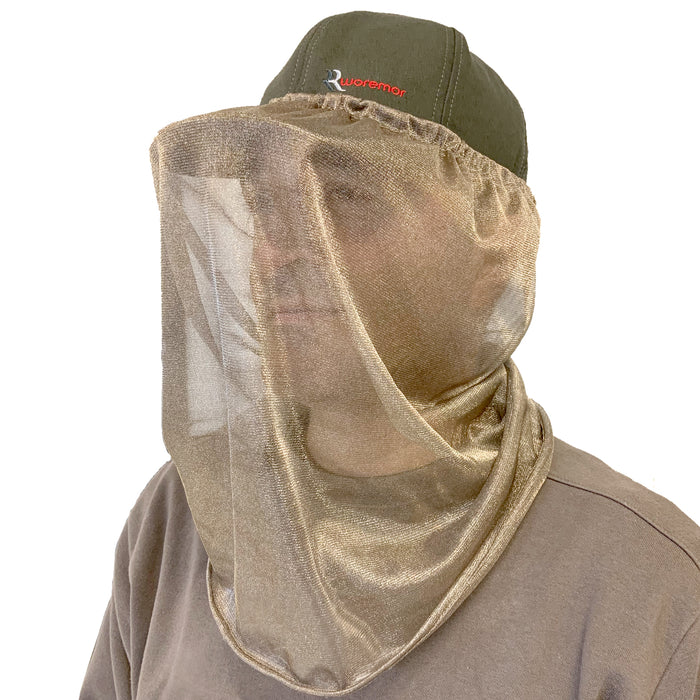 WOREMOR 5G EMF Protection Head Net