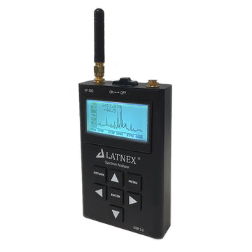 LATNEX® Spectrum Analyzer SPA-3G (15-2700 MHz)