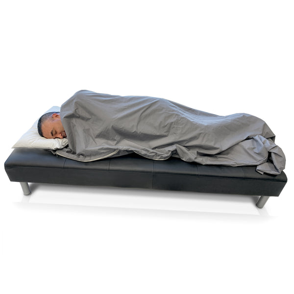 WOREMOR HF / Shielding sleeping bag from Steel-Gray TSB