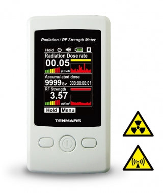 TM-93 Radiation/RF Strength Meter