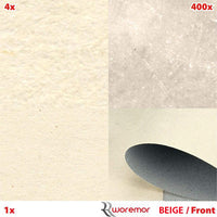 WOREMOR Shielding Wallpaper BEIGE/Front