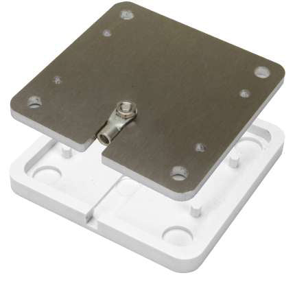 WOREMOR GE Grounding Plate Exterior - front and back