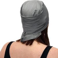 EMF Protection Headgear-Silver Elastic