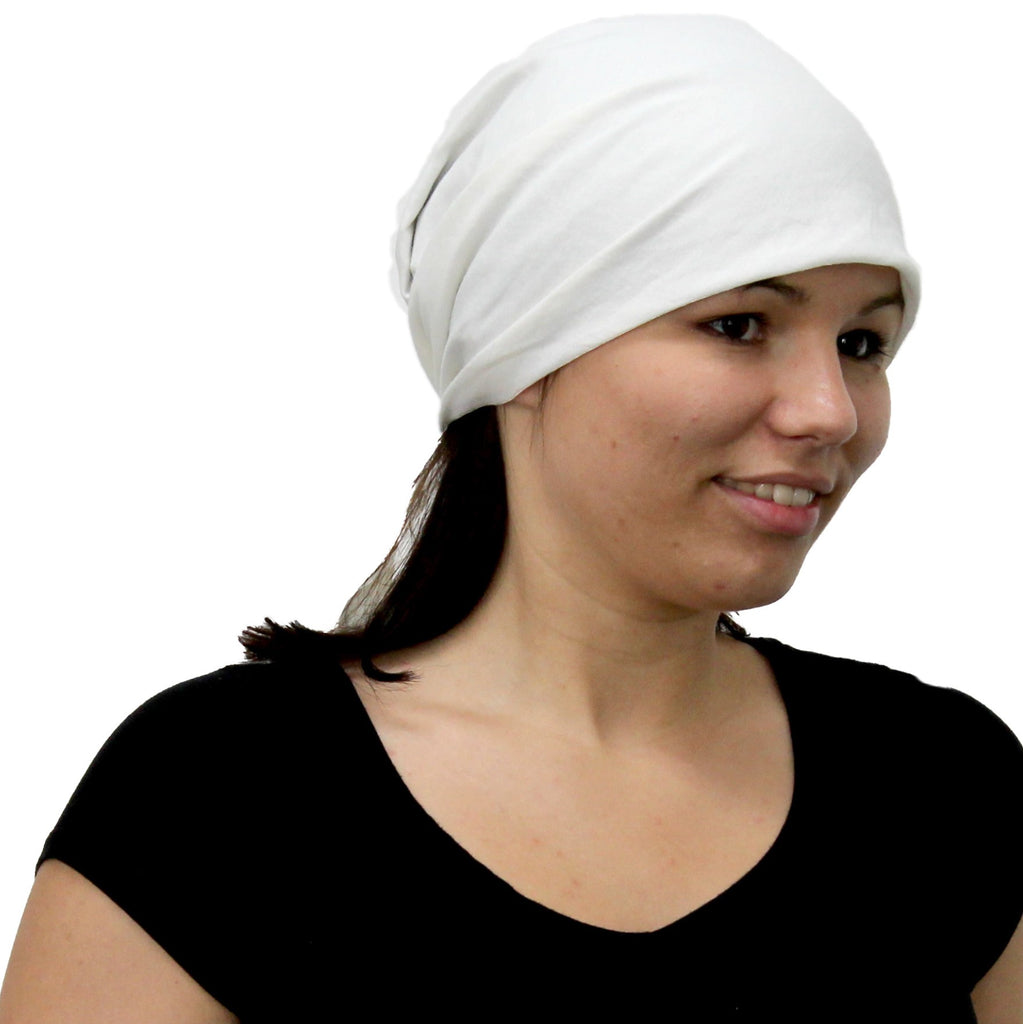 WOREMOR EMF protection headscarf from Wear TKW | HF