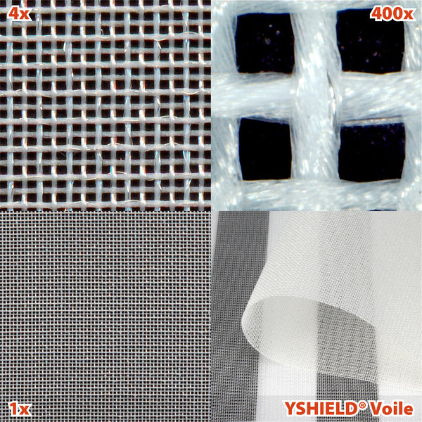 Hf Shielding Fabric Voile Emr Shielding Solutions