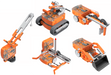 EdCreate Edison robot creator's kit 5-in-1 expansion pack