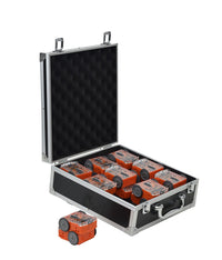 Pack of 18 Edison Robots with Free Aluminium Case